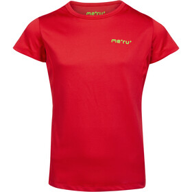 Meru Pisa T-Shirt Kinderen, high risk red